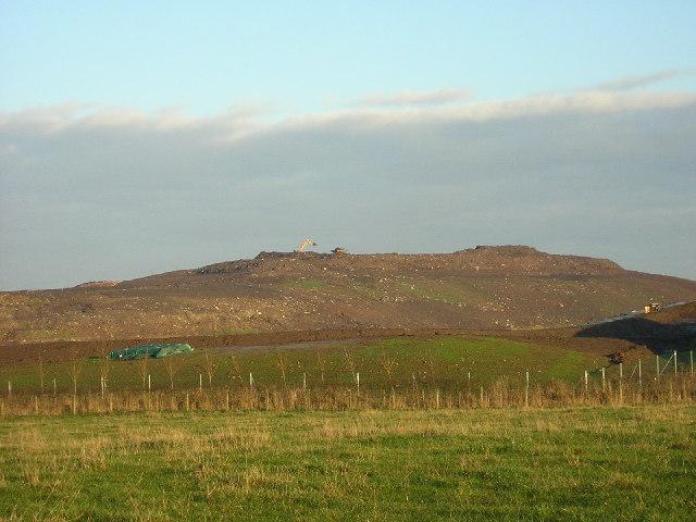 Cathkin Landfill Site