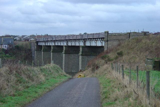 Newtonhill Railway Viaduct