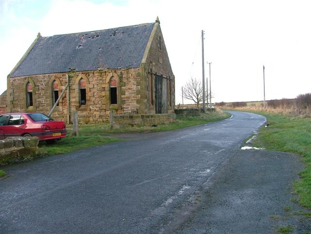 Street Houses Primitive Methodist Chapel