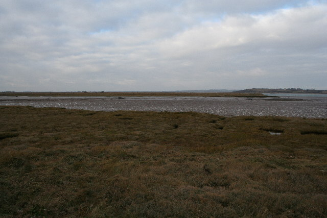 Mouth of Faversham Creek