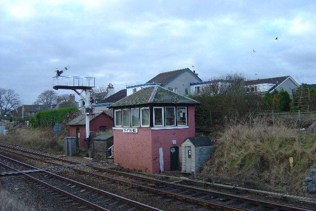 Newtonhill Signal Box