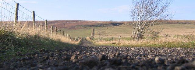 Kidburngill Colliery Track.