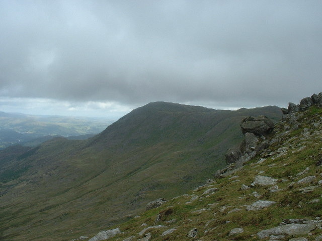 Ascending Great Carrs