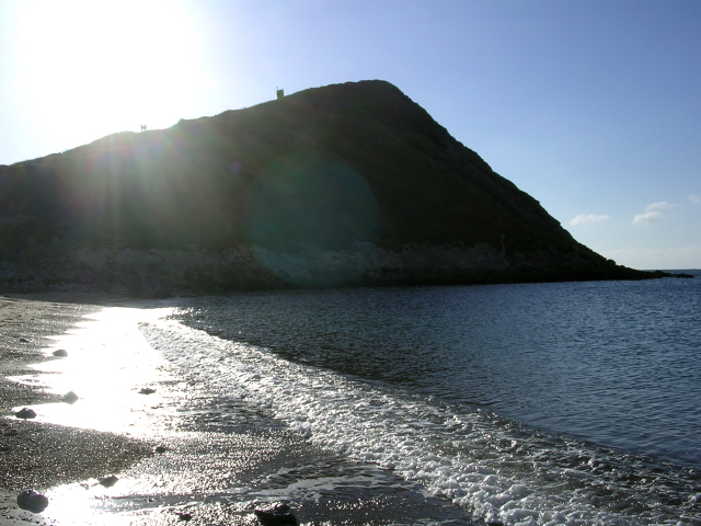 Worbarrow Tout and beach