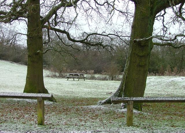 Forhill picnic area