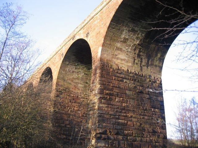 Keekle Viaduct.