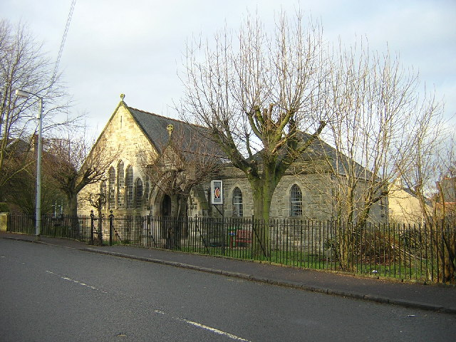 St Cuthbert's Scottish Episcopal Church, Cambuslang