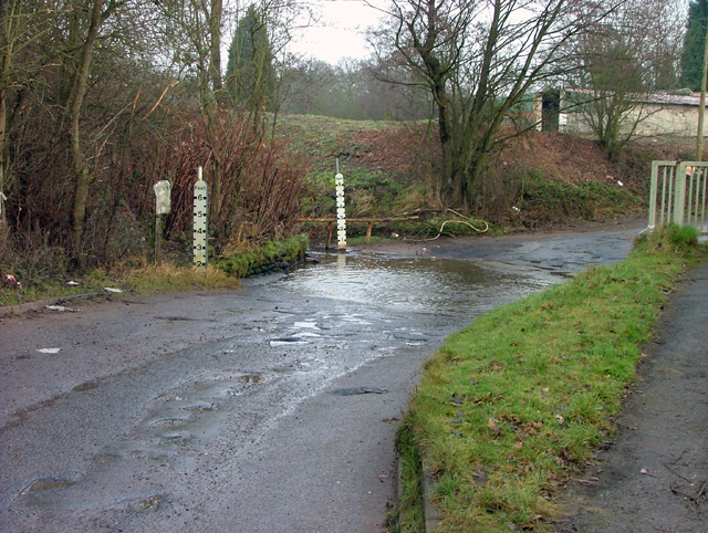 Ford on Houndfield Lane
