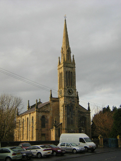 Church in Cambuslang