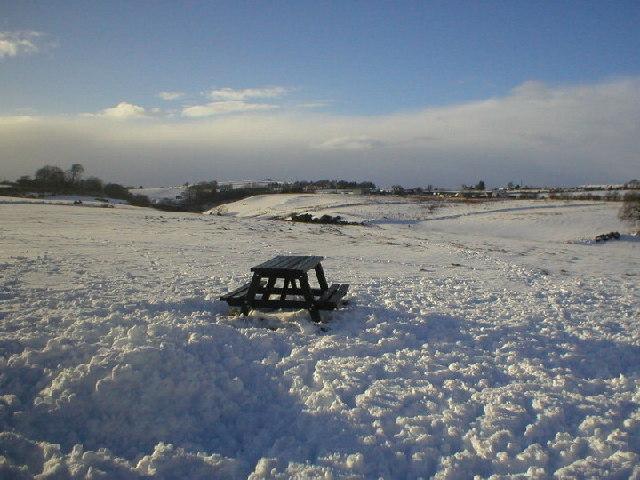 Winter at Den of Maidencraig