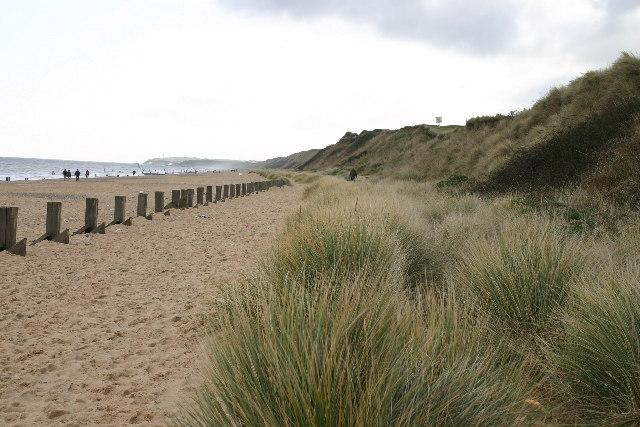 Cliffs, Hopton