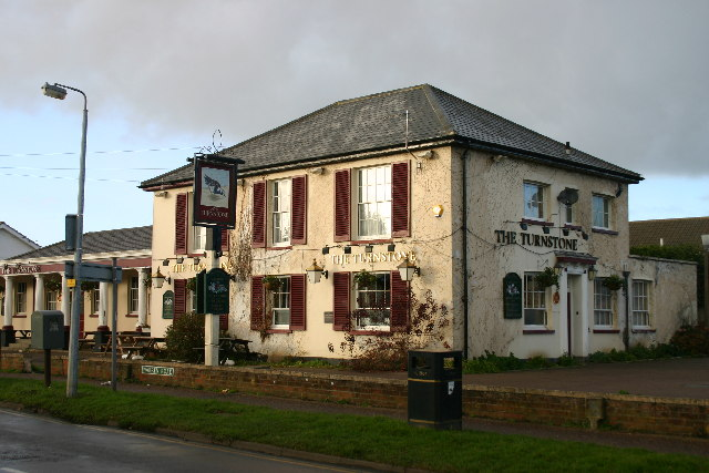 The Turnstone, Hopton-on-Sea