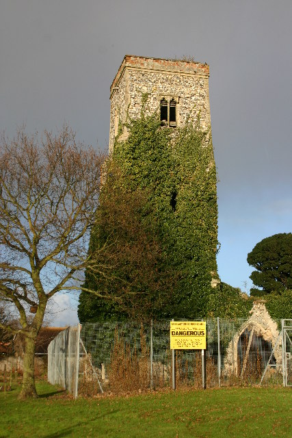 St Margaret's Church, Hopton-on-Sea
