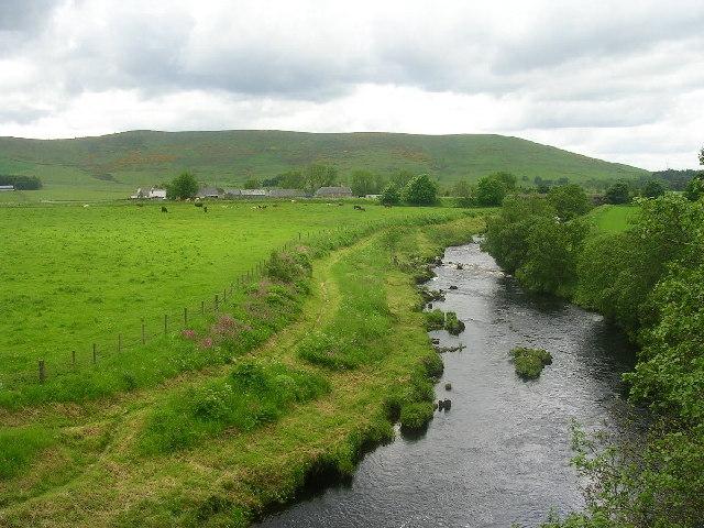 River Deveron outside Huntly