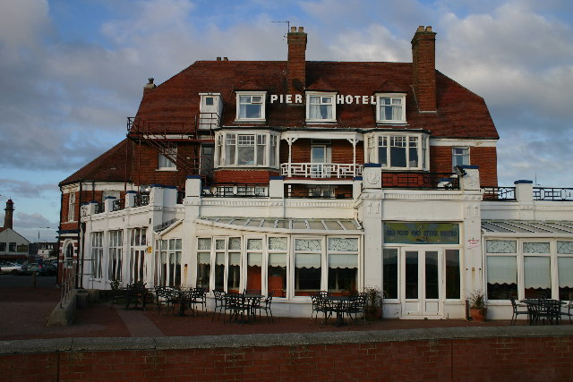 Pier Hotel, Gorleston-on-Sea