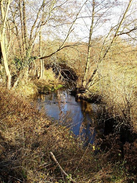 River Len near Bearsted
