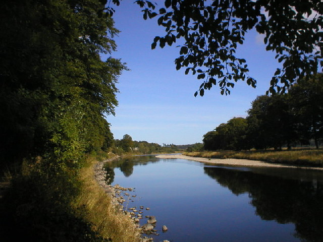 River Dee at Peterculter