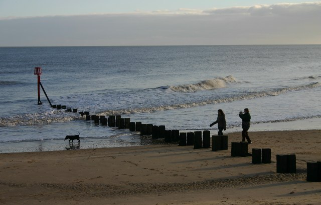 Groynes, Gorleston-on-Sea