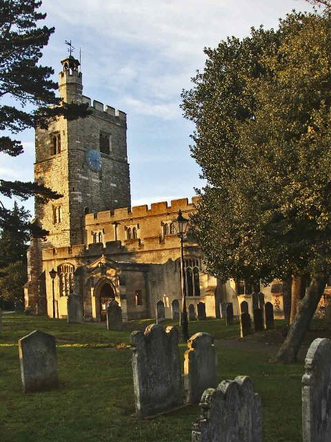 Church of St Mary the Virgin, Churchgate, Cheshunt
