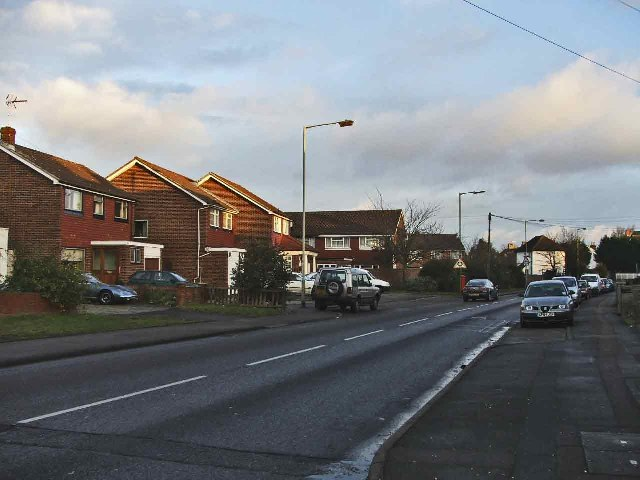 Longfield Lane, Cheshunt