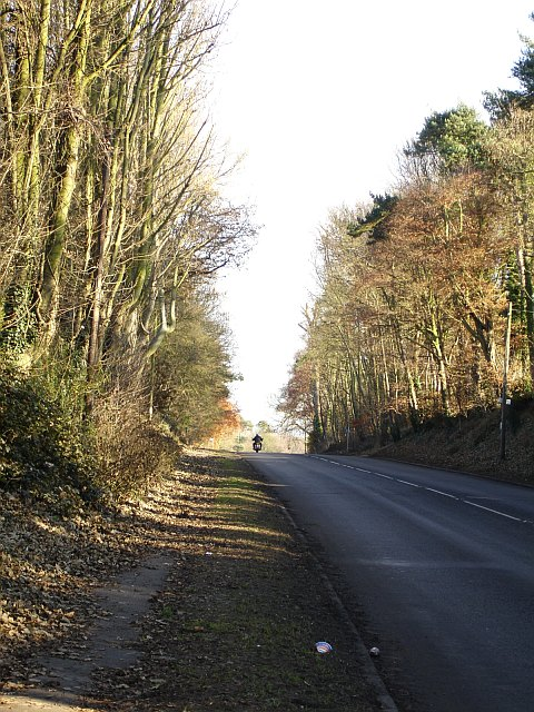 A20 east of Bearsted