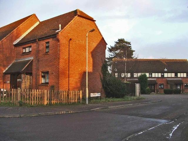 Coleridge Close, Peakes Lane, Cheshunt