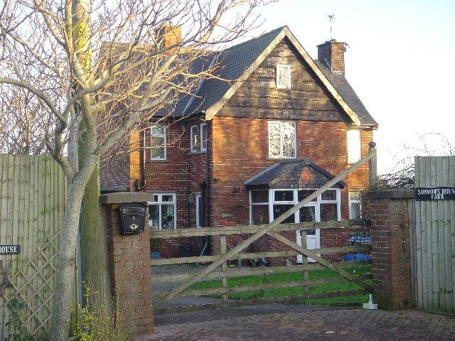 Sundown House Farm, Westby