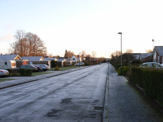 Makin's Road, Henley