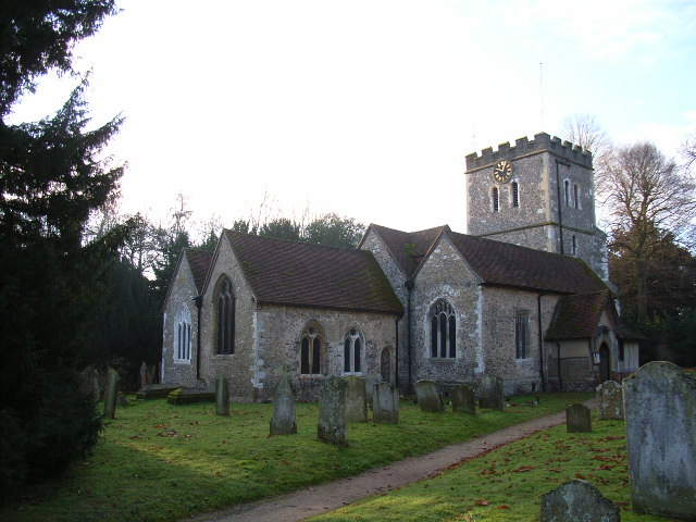 St John the Baptist's, Little Marlow