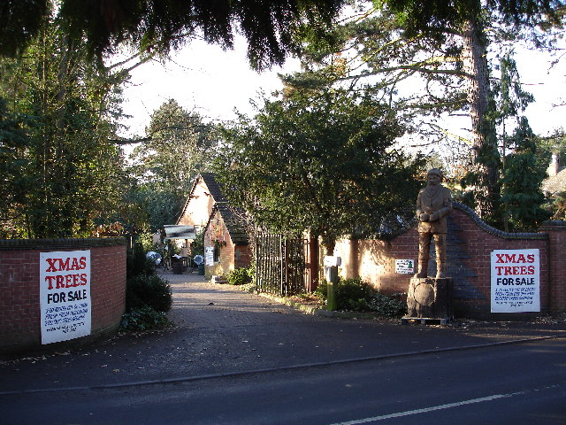 Wood Farm ,Bills Lane, Shirley