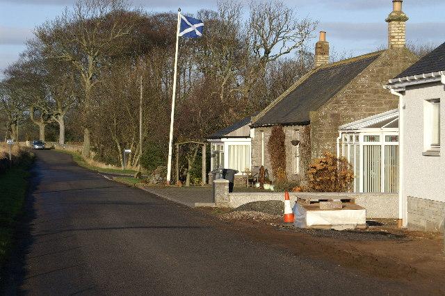 Inchock cottage