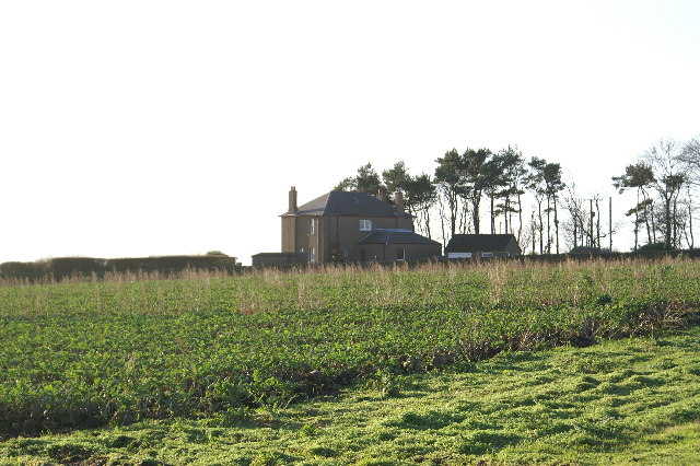 House at Seafield Farm