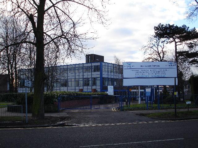 South Birmingham College, Hall Green, Birmingham