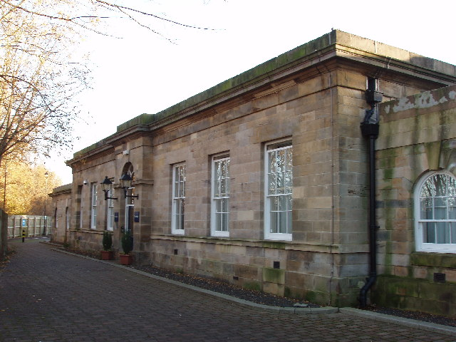 Old Railway Station, Gilesgate