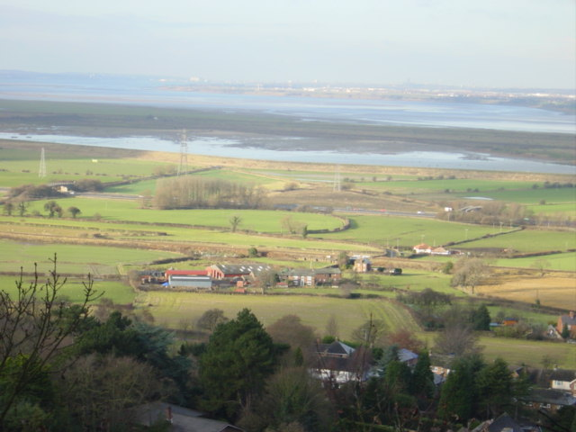 Hatley Farm and Frodsham Marshes