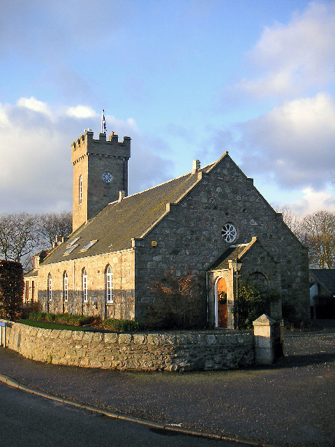 Potterton Church