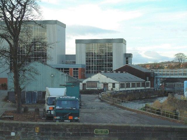 Cameron Bridge Distillery