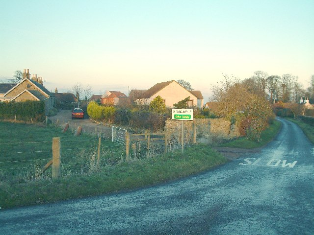 Kincaple Village