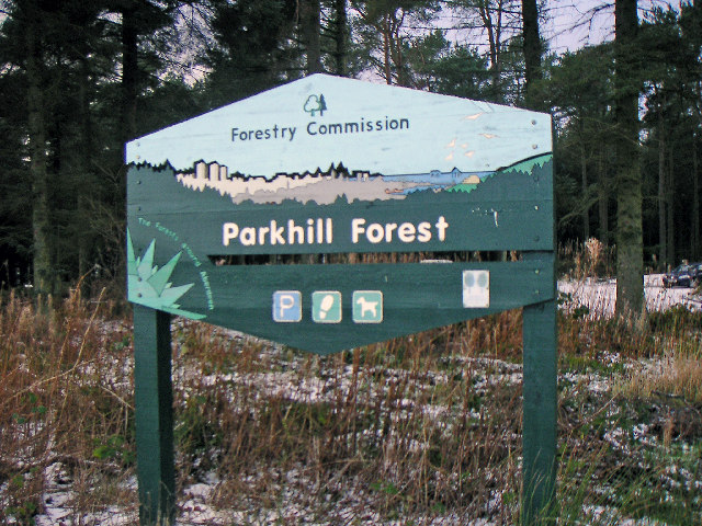 Parkhill Forest Walks