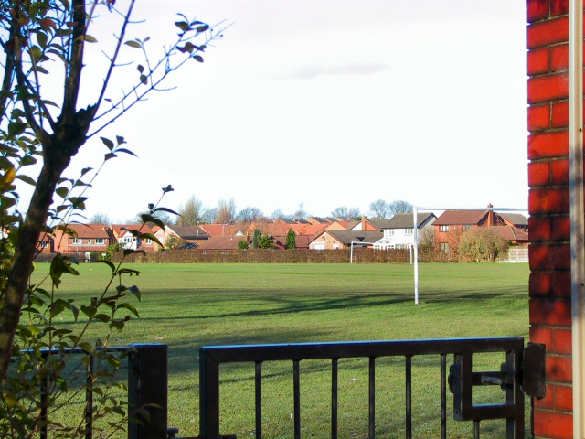 Football Pitches at Westhoughton
