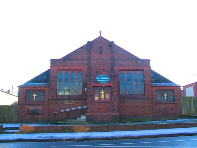 Deane United Reformed Church