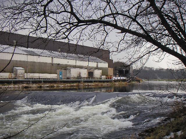 Papermill & Weir