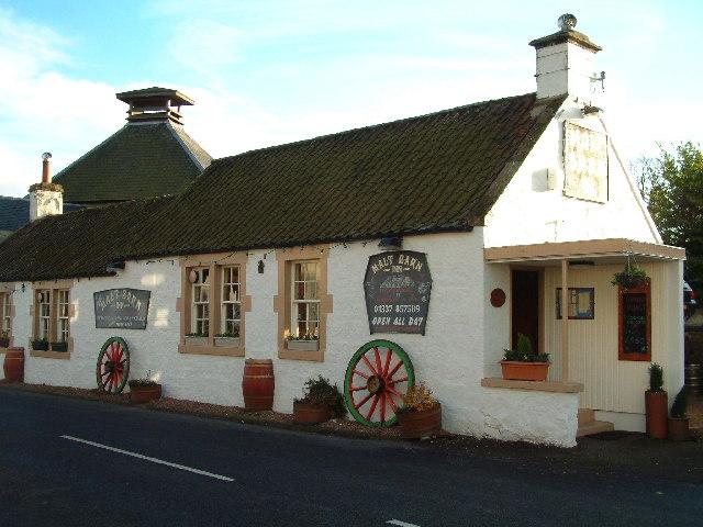 The Malt Barn Inn, Newton of Falkland
