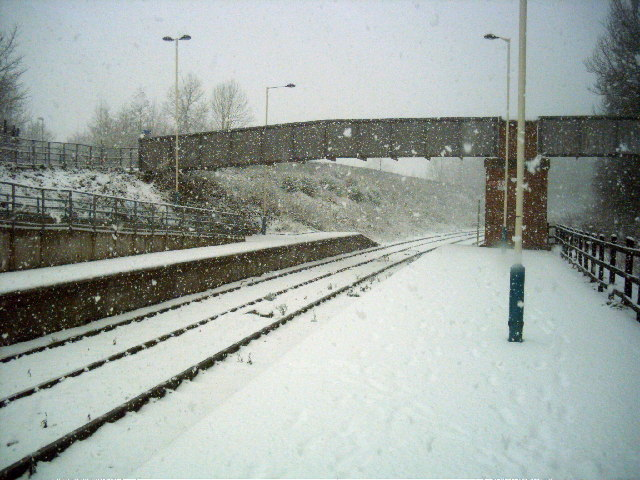 Shildon Station