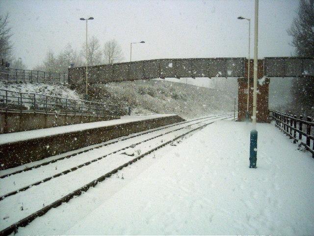 Shildon Station