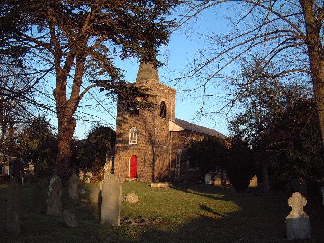 St Dunstan's Church, Feltham