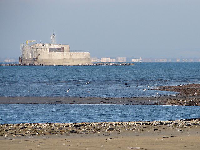 St Helen's Fort