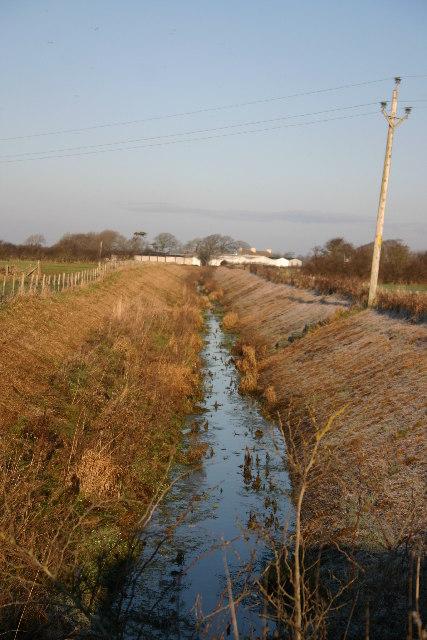 Drain, Close Farm