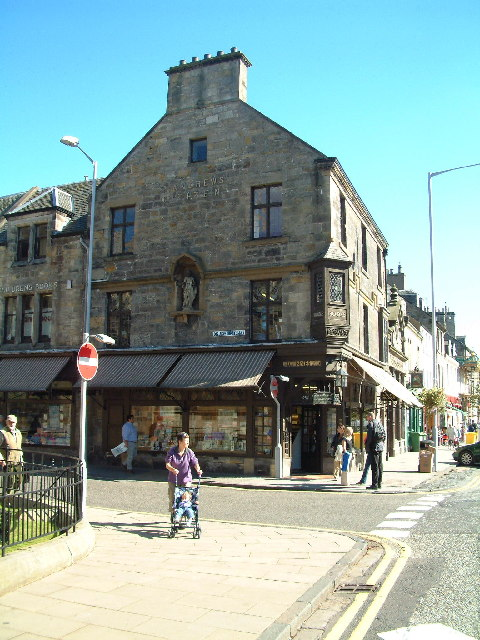 Innes Bookshop
