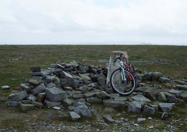 Cross Fell summit